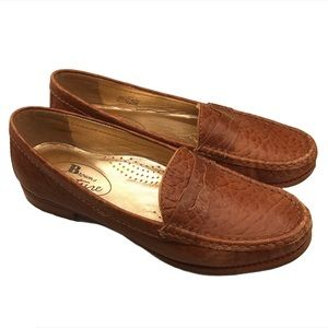 BROWNS COUTURE Leather Loafers Size 7.5